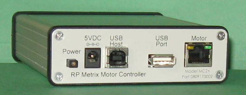 RP Metrix - Motor Controller